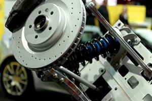 foto de disco de freio